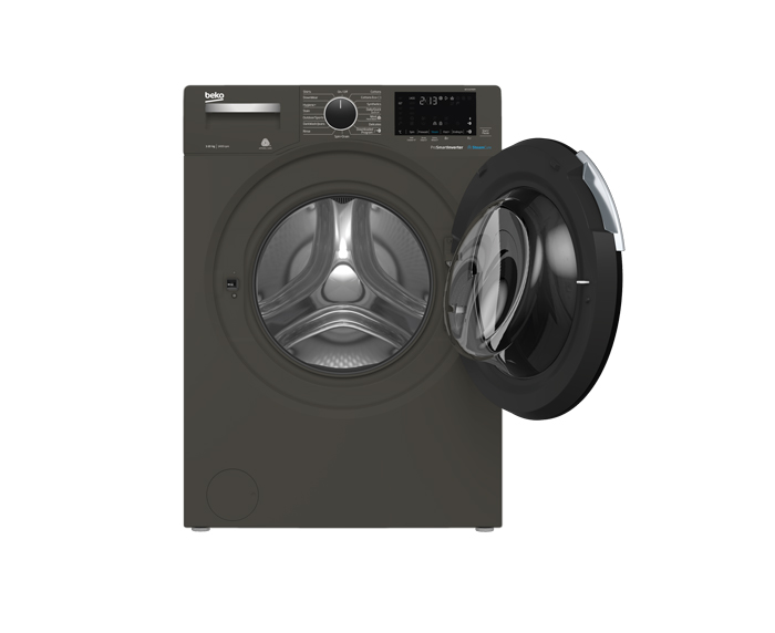 Beko's SteamCure Hygiene+ ensures better washing, cleaning