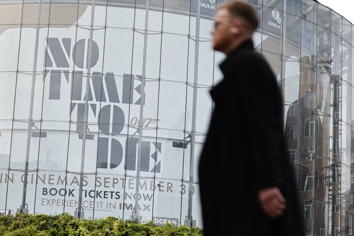 'No Time to Die' wastes no time topping US box office