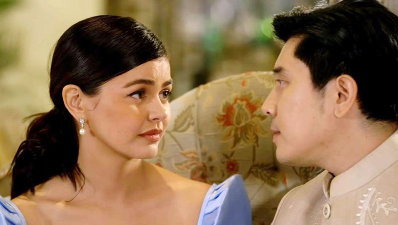 Janine Gutierrez and Paulo Avelino pair up for the first on television via ABS-CBN's upcoming series 'Marry Me, Marry You.'