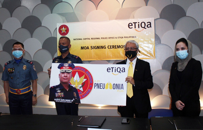 Etiqa Philippines has won the COVID Management Initiative in Insurance Asia Awards 2021