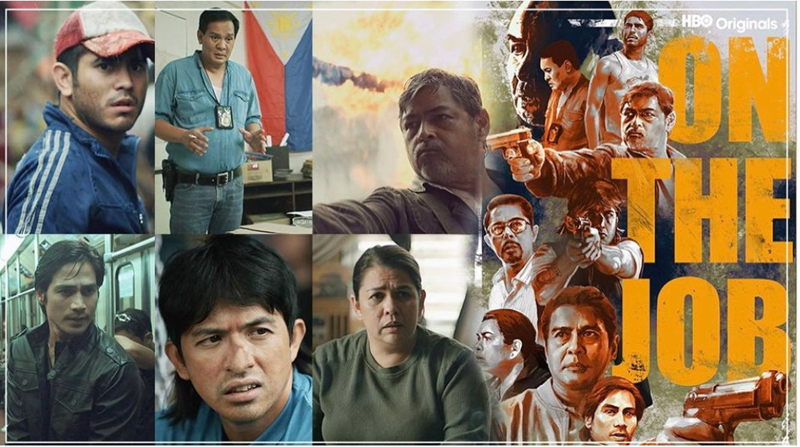 HBO Asia premieres 'On The Job,' an original series directed by Erik Matti starring starring Joel Torre, Gerald Anderson, Joey Marquez, Piolo Pascual, John Arcilla, Dennis Trillo, and Christopher de Leon.