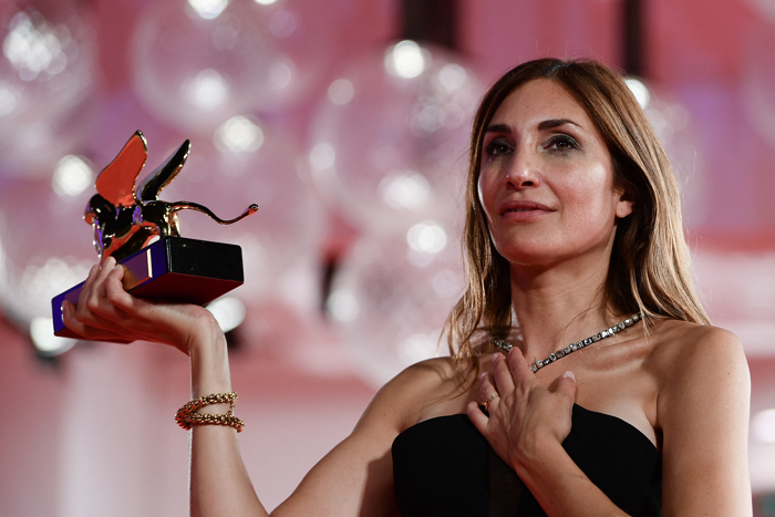 French abortion film wins on big night for women at Venice festival
