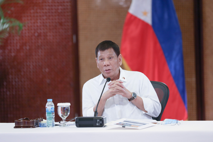 Duterte refuses to cooperate with ICC probers,won't let them in