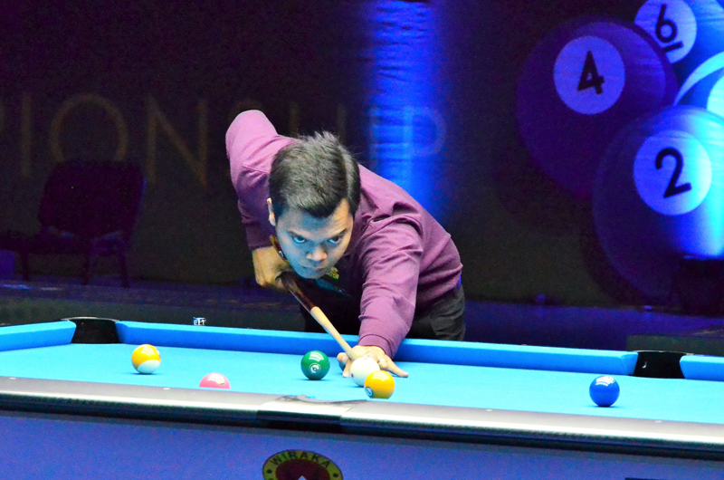 Newly crowned US Open Pool champion Carlo Biado is expected to banner the country's campaign in three major international tournaments next year including the Asian Indoor and Martial Arts Games, the Southeast Asian Games, and the World Games, where he is the defending 9-ball champion.