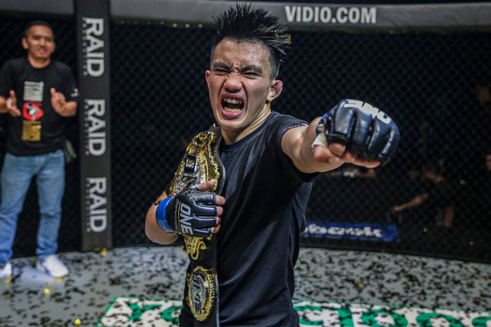 Pacio ushers in Team Lakay's New Generation in 3rd fight with Saruta