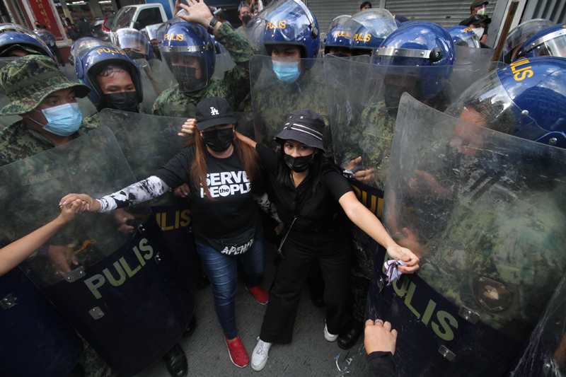 Martial Law protests