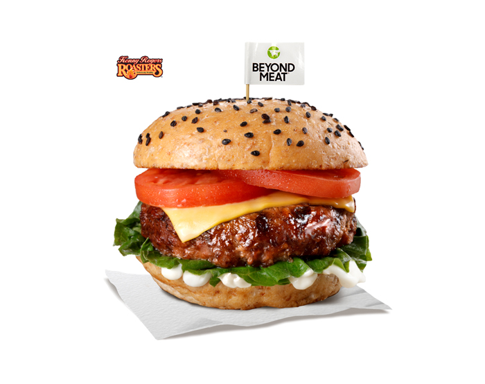 Kenny Rogers and Beyond Meat plant a new way to be deliciously healthy
