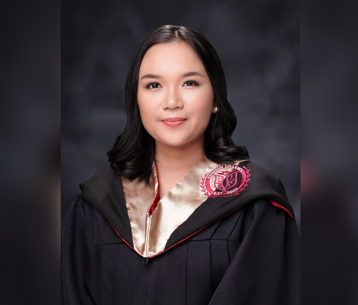 Enderun student gets hired ahead of graduation