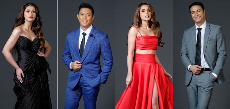 'To Have and To Hold' features Carla Abella, Rocco Nacino, and Max Collins in the main cast with Rafael Rossel playing an important part.