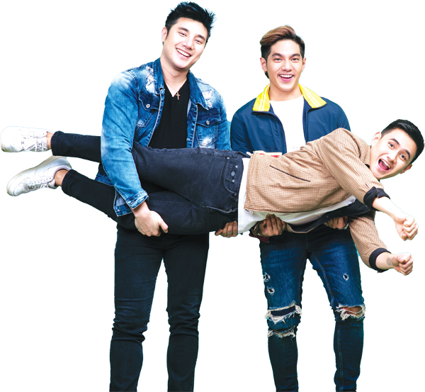 Showbiz newbies Andrew Gan, Ron Angeles, and Jomari Angeles top bill 'Limited Edition,' a romantic BL drama about finding one's elusive and everlasting love.