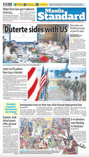 Wednesday Print Edition (01/08/2020)