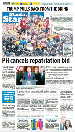 Friday Print Edition (01/10/2020)