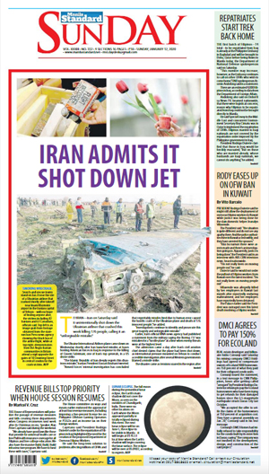 Sunday Print Edition (01/12/2020)