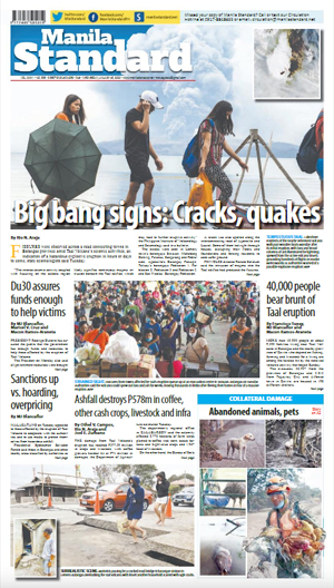 Wednesday Print Edition (01/15/2020)