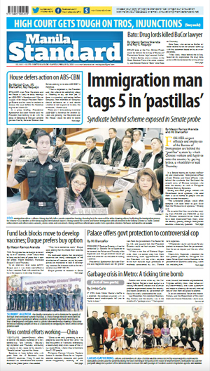 Friday Print Edition (02/21/2020)