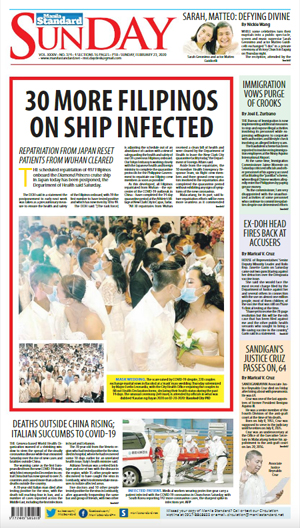 Sunday Print Edition (02/23/2020)