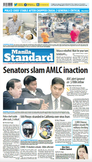 Friday Print Edition (03/06/2020)