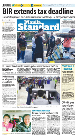Friday Print Edition (03/20/2020)