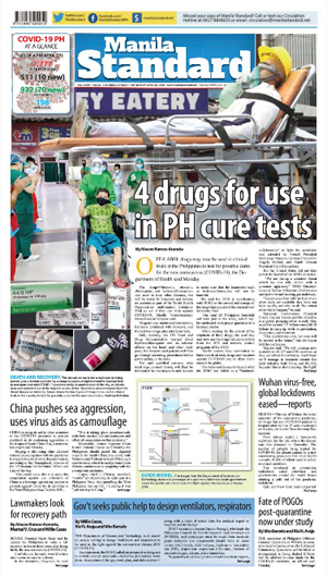 Tuesday Print Edition (04/28/2020)