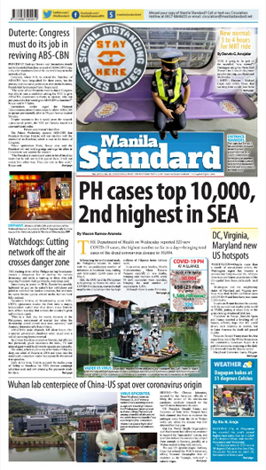 Thursday Print Edition (05/07/2020)
