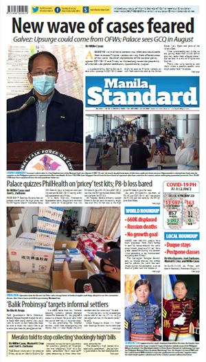 Saturday Print Edition (05/23/2020)