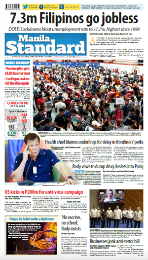 Saturday Print Edition (06/06/2020)