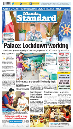 Wednesday Print Edition (06/17/2020)