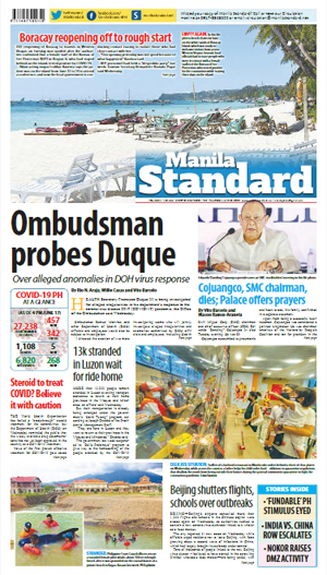 Thursday Print Edition (06/18/2020)