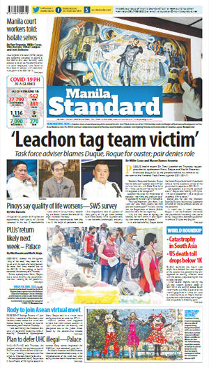 Friday Print Edition (06/19/2020)
