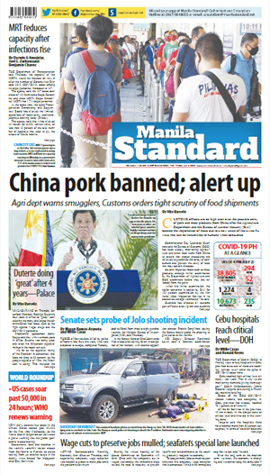 Friday Print Edition (07/03/2020)