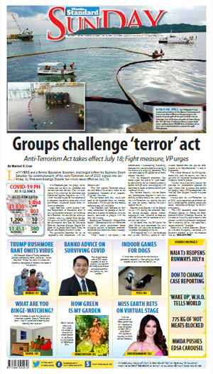 Sunday Print Edition (07/05/2020)
