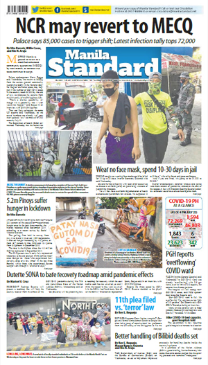 Thursday Print Edition (07/23/2020)