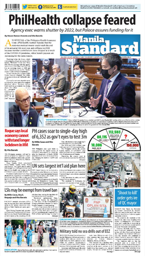 Wednesday Print Edition (08/05/2020)
