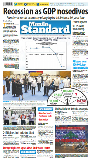 Friday Print Edition (08/07/2020)