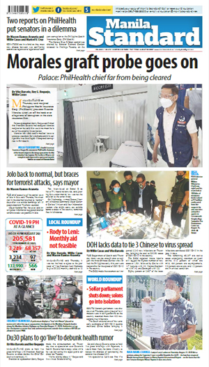 Friday Print Edition (08/28/2020)