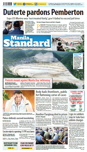 Tuesday Print Edition (09/08/2020)