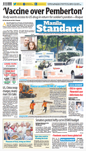 Friday Print Edition (09/11/2020)