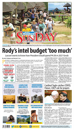 Sunday Print Edition (09/13/2020)