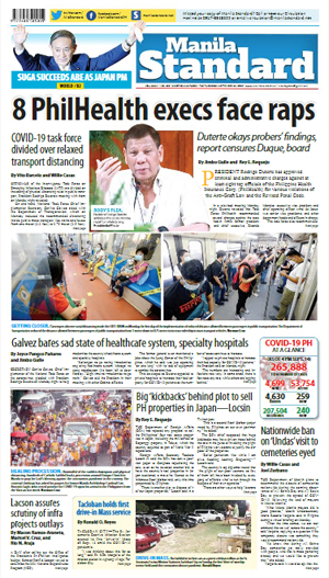 Tuesday Print Edition (09/15/2020)