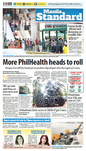 Wednesday Print Edition (09/16/2020)