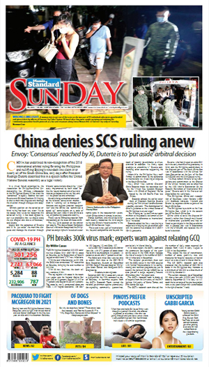 Sunday Print Edition (09/27/2020)