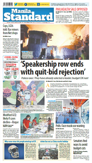 Friday Print Edition (10/02/2020)