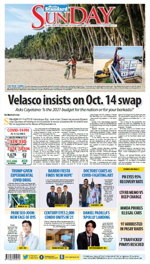 Sunday Print Edition (10/04/2020)