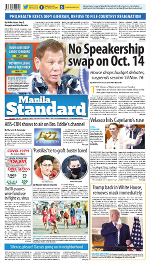 Wednesday Print Edition (10/07/2020)
