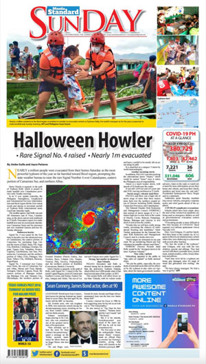 Sunday Print Edition (11/01/2020)