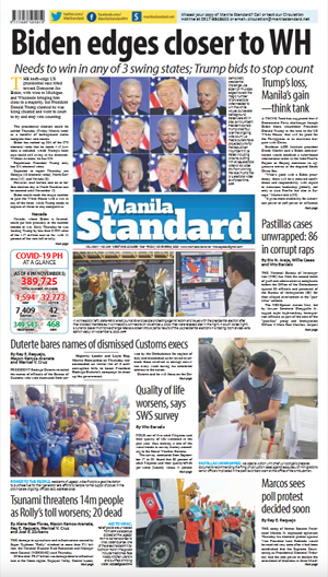 Friday Print Edition (11/06/2020)