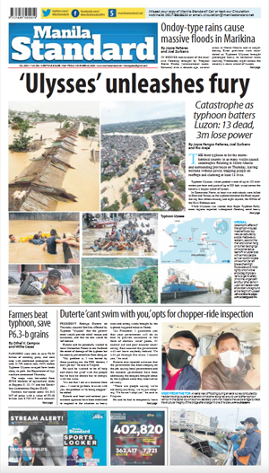 Friday Print Edition (11/13/2020)