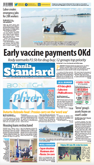 Friday Print Edition (11/20/2020)