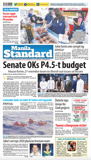 Friday Print Edition (11/27/2020)