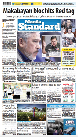 Wednesday Print Edition (12/02/2020)